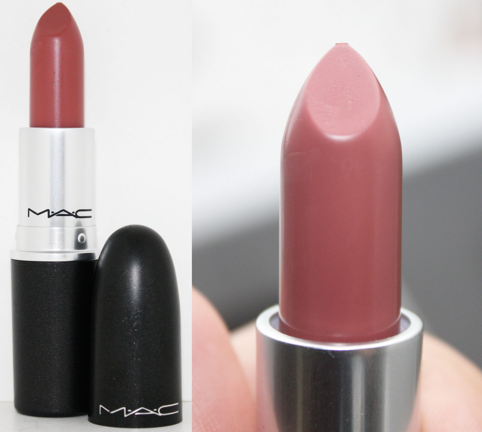 Mac Lipstick Orange Colour