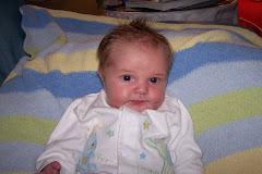 Parker at 2 months