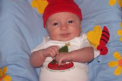 Braden at 2 months