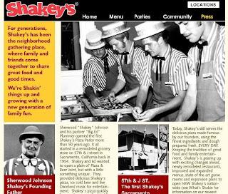 Shakeys Pizza History | RM.