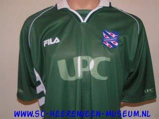 sc Heerenveen Forum • View topic Merchandising [Shirts