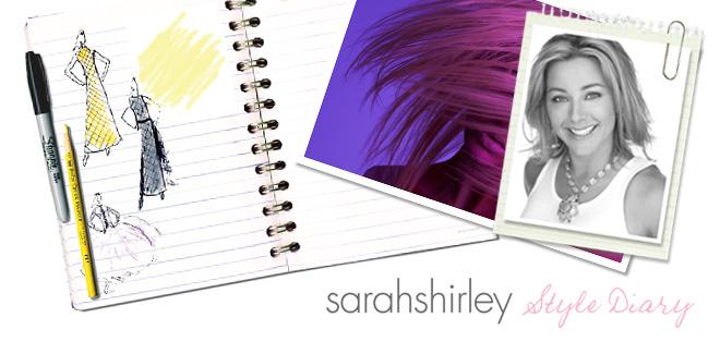 sarah shirley style diary