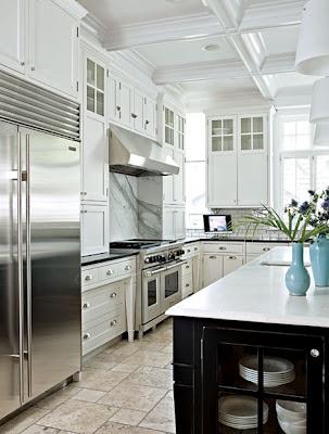 Daisy Pink Cupcake White Kitchen Inspiration