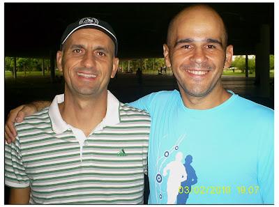 Marcos Paulo Reis e Eduardo Acacio