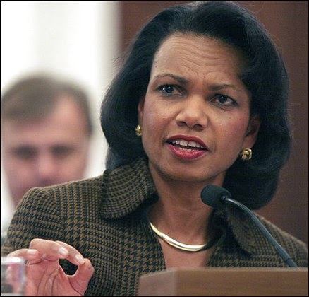 Is condeleeza rice a lesbian risk seem