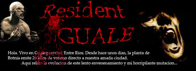 Resident Guale
