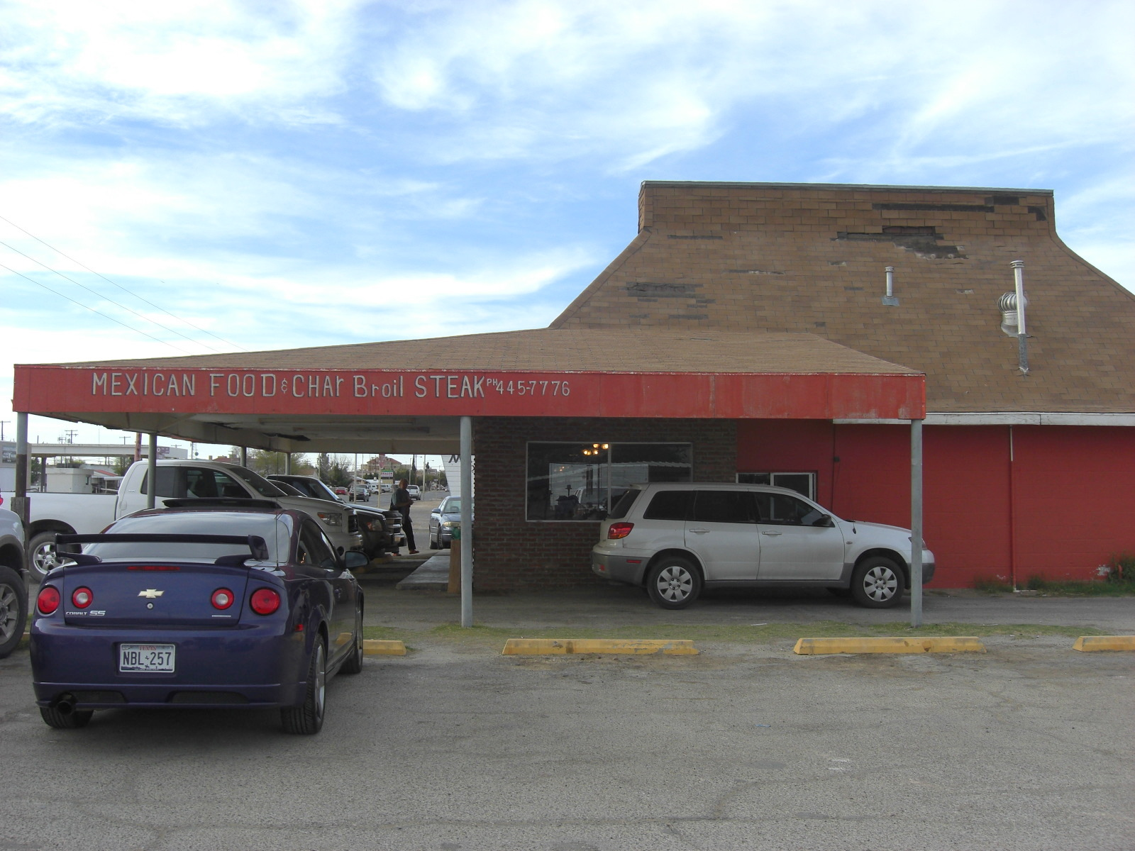 Crappy Places to be from - Pecos, Texas (6/6)