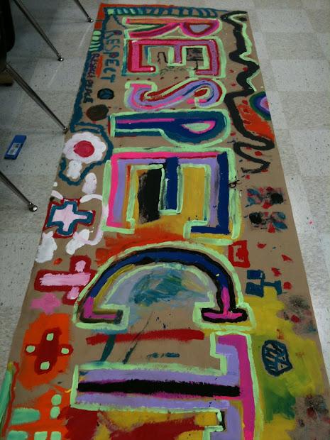 Respect Art Activities