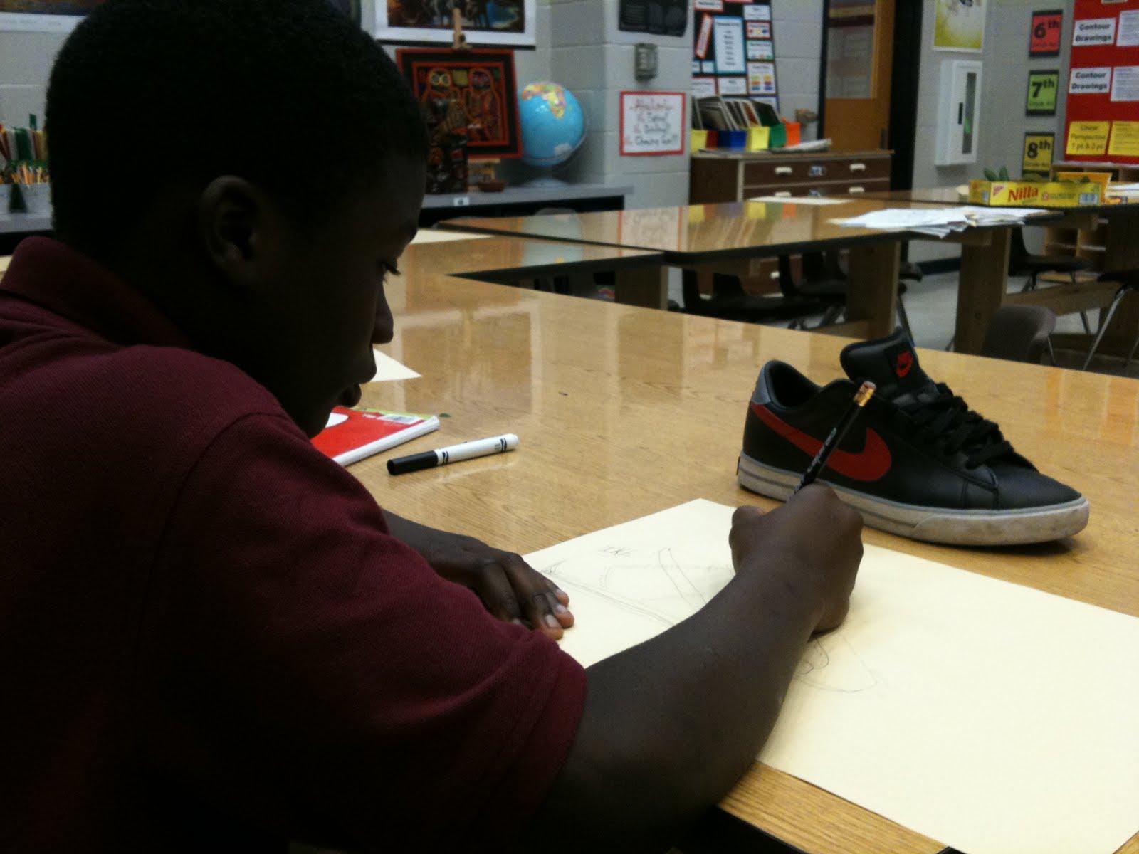 Visual Art At William Hall Academy