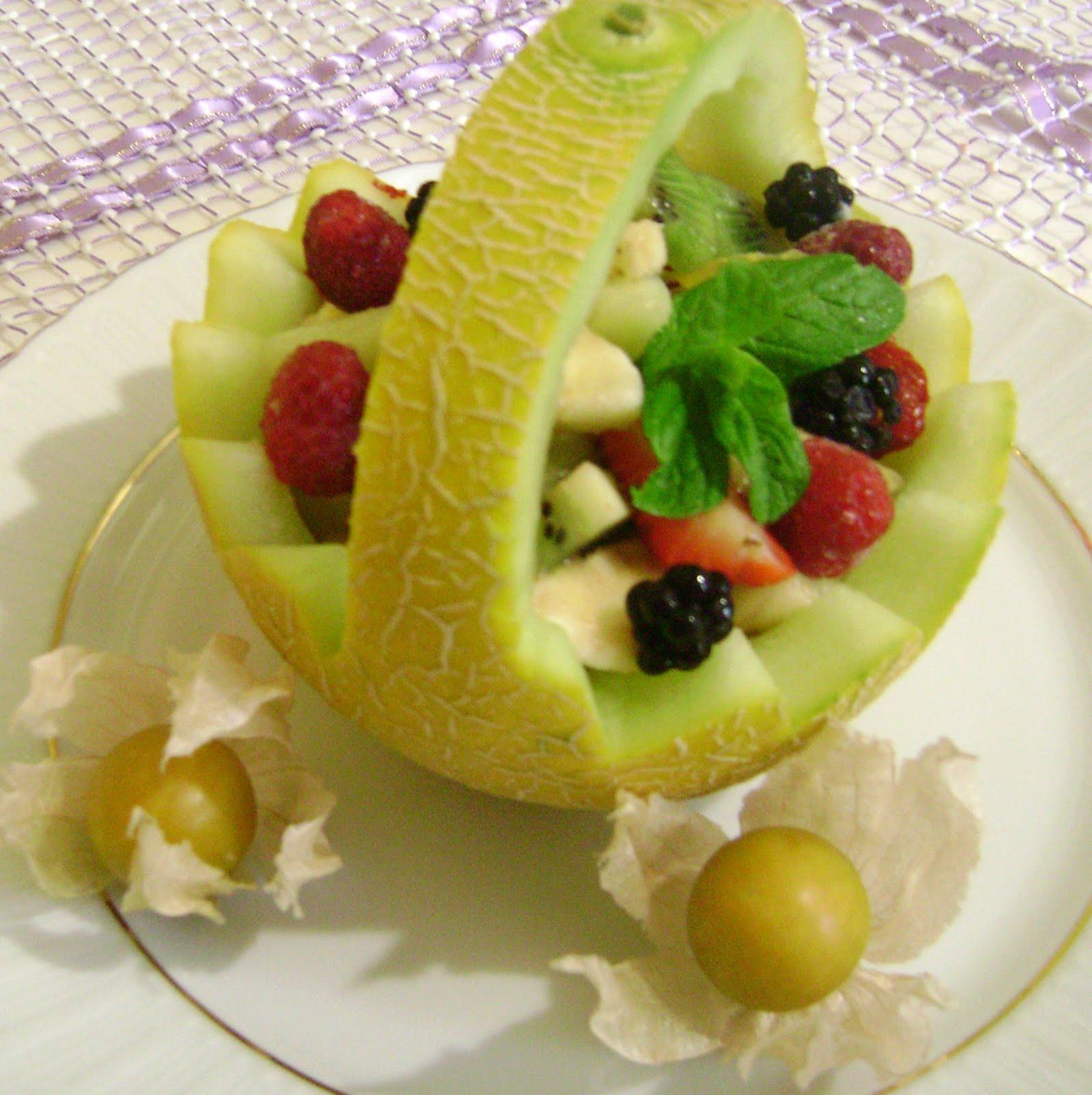 Meyve Salatası Tarifi – Salata Tarifleri