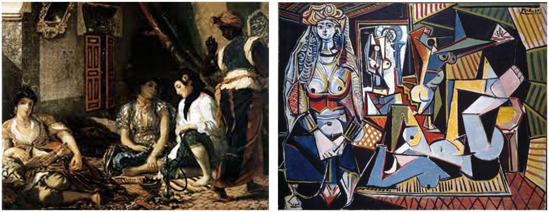 Les+Femmes+d%27Alger,+Blog+Picasso - Les Femmes d'Alger de Picasso, historia de un récord en subastas de arte