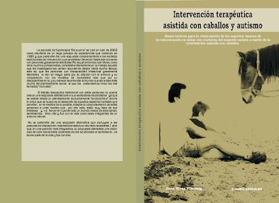 Libro Intervención terapéutica con caballos