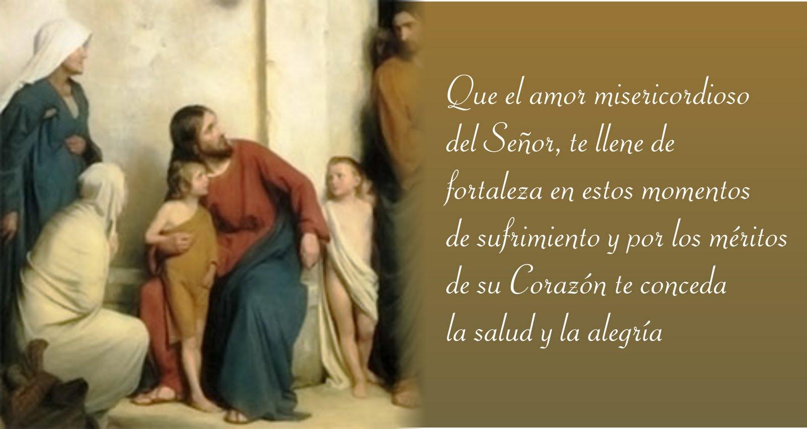 Oracion Para Un Familiar Enfermo