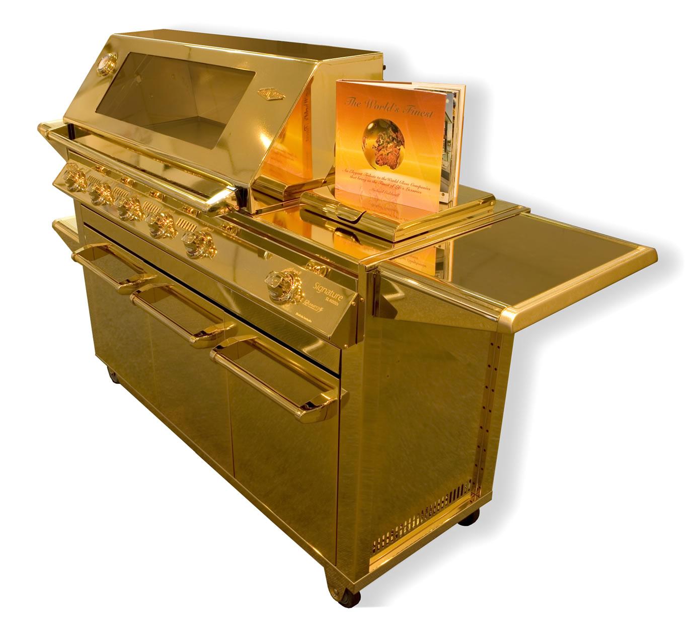 BBQ Illuminati: Worlds most expensive BBQ |Most Expensive Bbq Grills