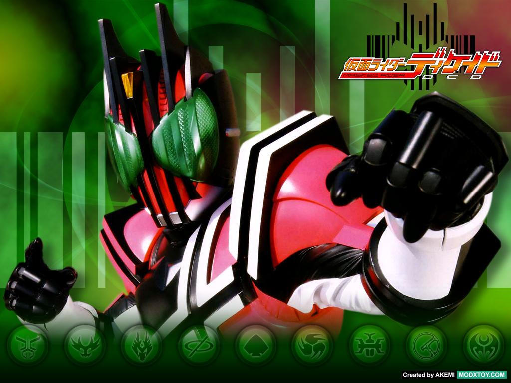 Kamen Sentai: My Top Fourteen Favorite Kamen Rider Series