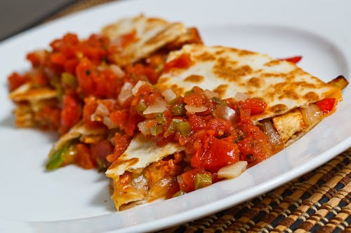 Tandoori chicken quesadillas recipe on closet cooking tandoori chicken quesadillas forumfinder Choice Image