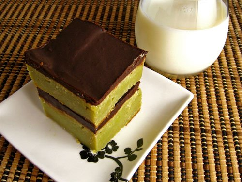 Green+Tea+White+Chocolate+Mascarpone+Brownies+with+Chocolate+Ganache ...