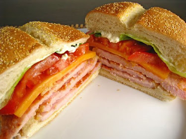 Peameal Bacon Sandwich