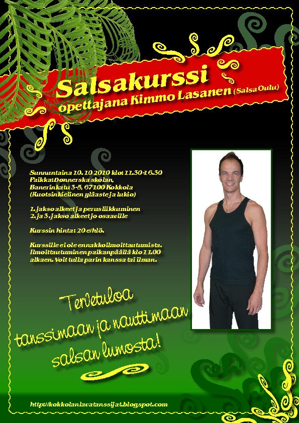 Salsa Oulu
