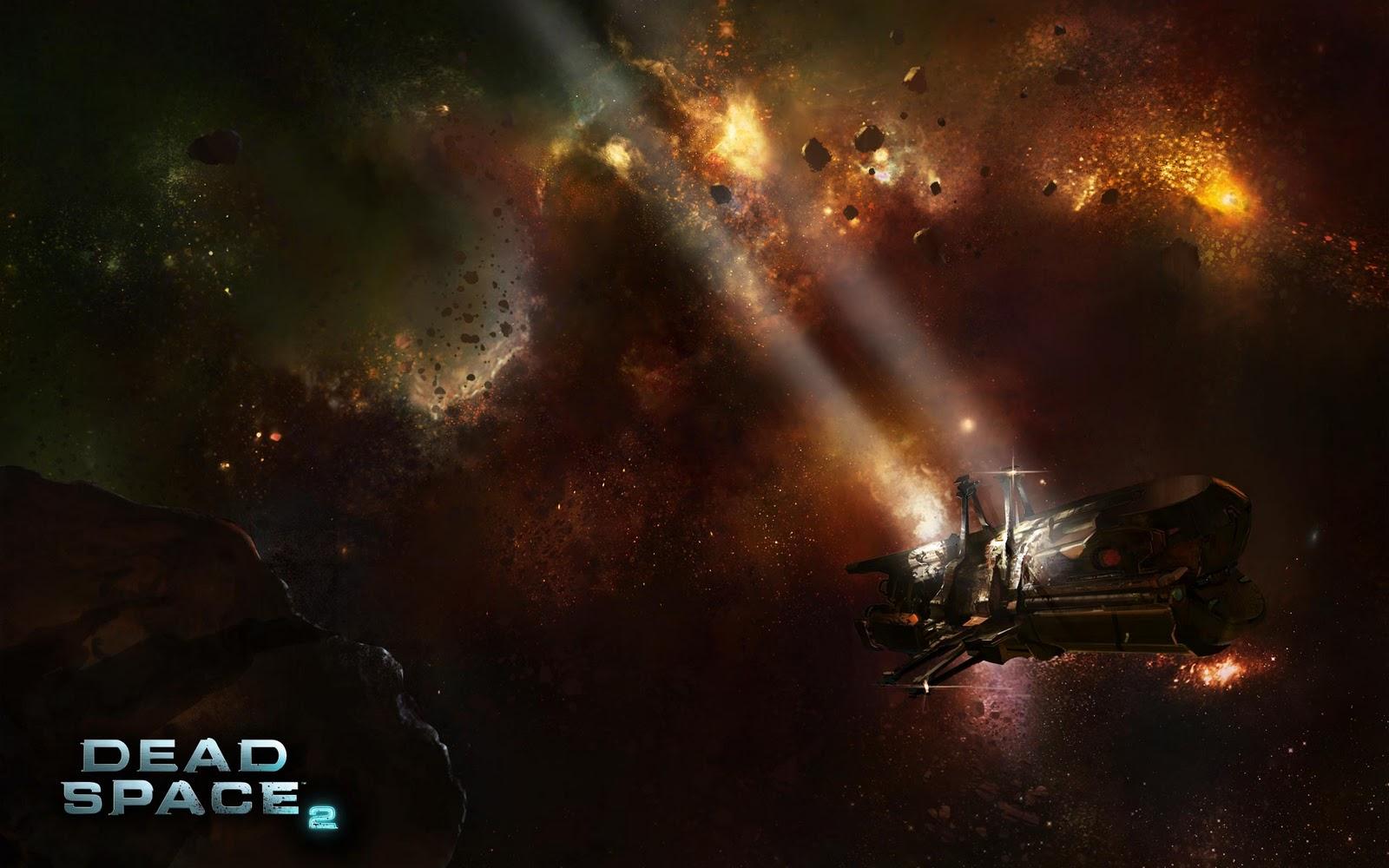 Nuevos Wallpapers De Dead Space 2 Hd Griffinskato