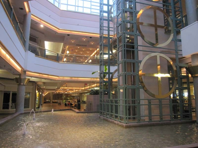 Dutch Square Mall >> Sky City: Retail History: Richland Mall: Columbia/Forest ...