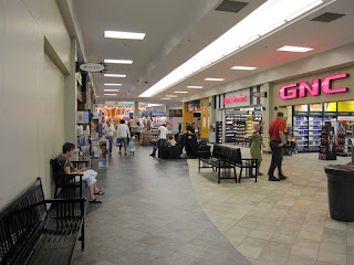 Sky City Retail History Lakeshore Mall Gainesville Ga