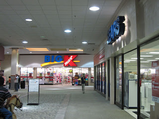 Sky City Retail History Blue Ridge Mall Hendersonville Nc