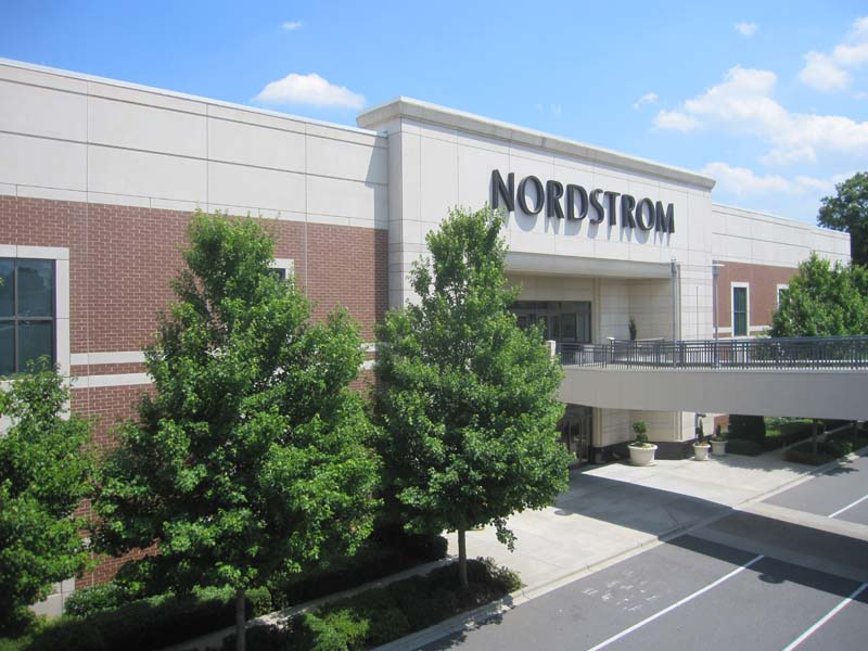 Sky City: Retail History: South Park Mall: Charlotte, NC