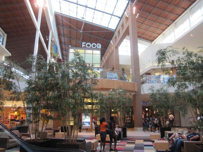 Northlake Mall Food Court History