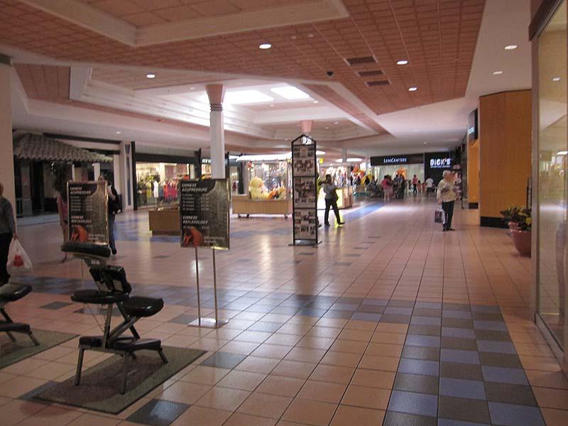 Sky City Retail History The Mall at Johnson CityMiracle