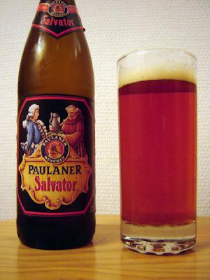 Pick 'n mix. Paulaner Salvator Doublebock