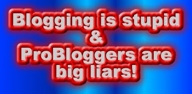 ProBlogger, Blogging for money, Blog