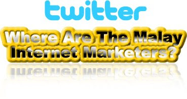 Twitter, Malaysia, Melayu, Malay, Internet Marketing
