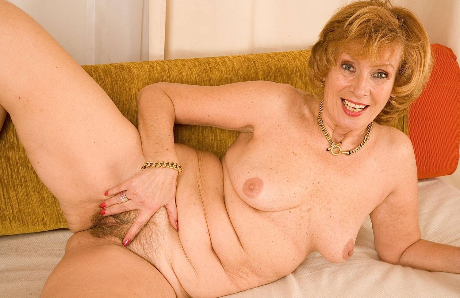 Hot 60 year old nude women and