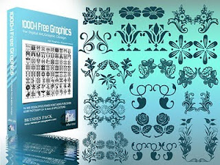 90 Vignettes Brushes (ABR) for Adobe Photoshop CS Mega pack,Photoshop Brushes