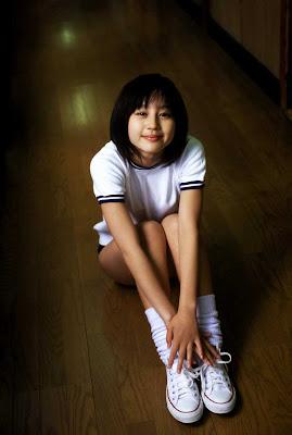 Horikita Maki : Asian School Girl