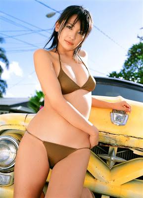 Mami Yamasaki : Hotties Gravure Idol