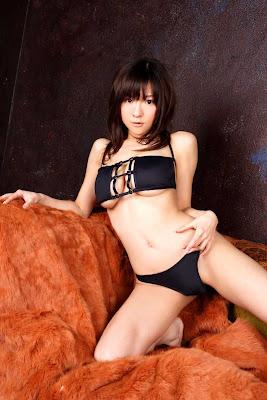 Mizuki Horii : Sexy In Black
