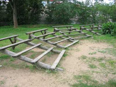 лавки, деревянные скамейки
