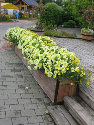 деревянные подставки под цветы