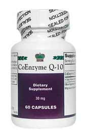 CoEnzym Q-10  - Кофермент Q-10