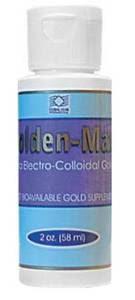 Голден-макс, коллоидное золото