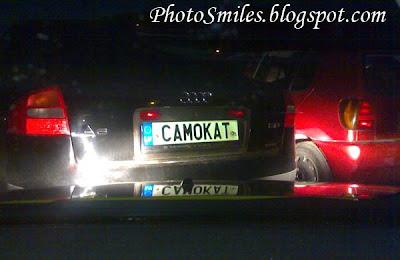 смешные фото автомобилей