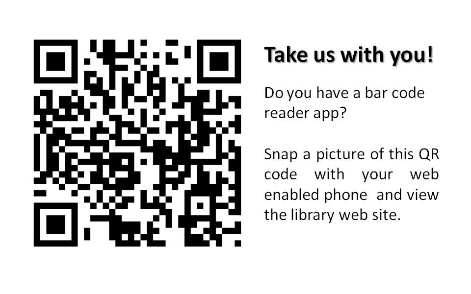 Library Cloud: another QR Code post