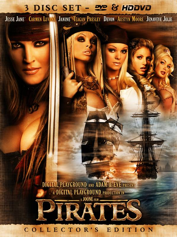 Pirates Xxx Dvd 120