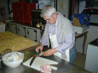 Aldo... lo Chef!!!