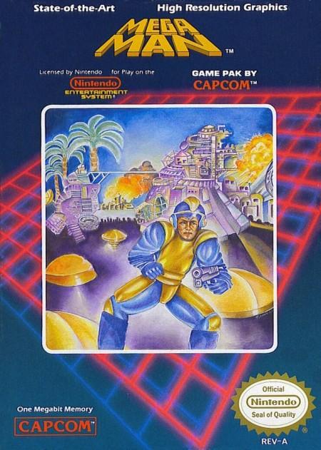 Blast from the Past: Mega Man (NES) - Nintendo Blast
