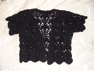 FREE CROCHET PATTERN FOR BOLERO « CROCHET PATTERNS