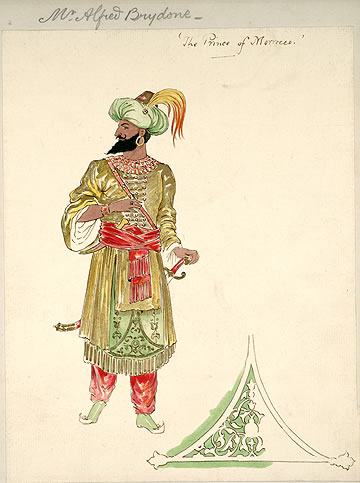 The Merchant Prince by Kate Huntington