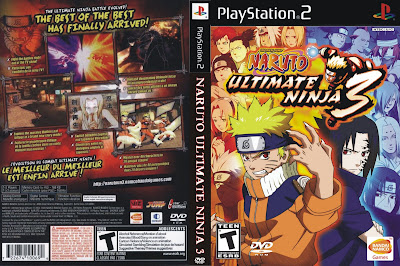 the games network new: Naruto 3 Ps2